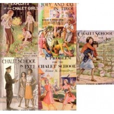 Elinor Bent-Dyer & Elsie Oxenham Postcards